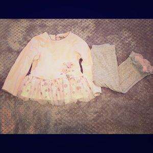 🆕 Little Lass Baby/Toddler Matching Set
